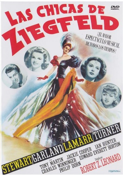 Las Chicas De Ziegfeld (Ziegfeld Girl)