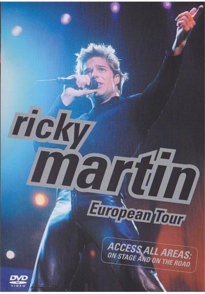 Ricky martin : European tour