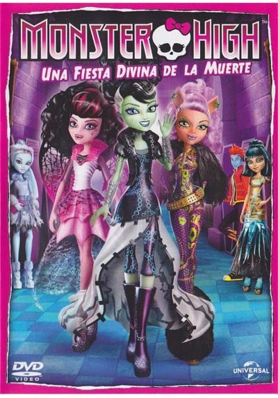 Monster High : Una Fiesta Divina De La Muerte