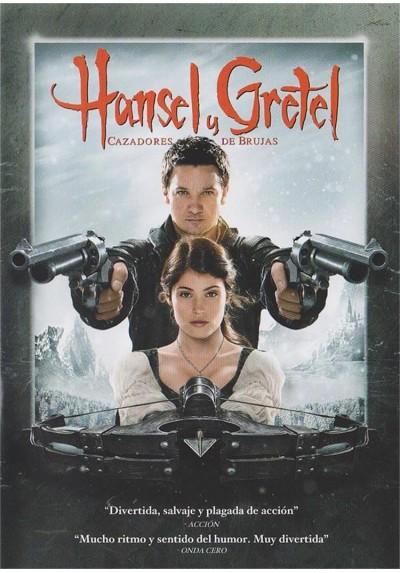 Hansel Y Gretel : Cazadores De Brujas (Hansel & Gretel: Witch Hunters)