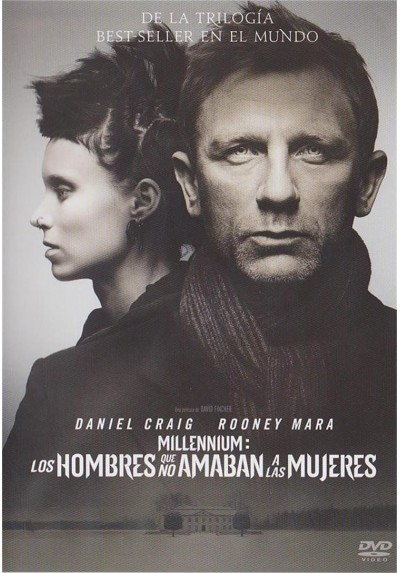 Millennium : Los Hombres Que No Amaban A Las Mujeres (The Girl With The Dragon Tattoo)