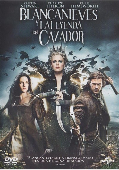 Blancanieves Y La Leyenda Del Cazador (Snow White And The Huntsman)