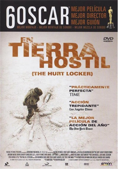 En Tierra Hostil (The Hurt Locker)