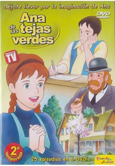 Ana De Las Tejas Verdes (Animacion) - 2ª Temporada