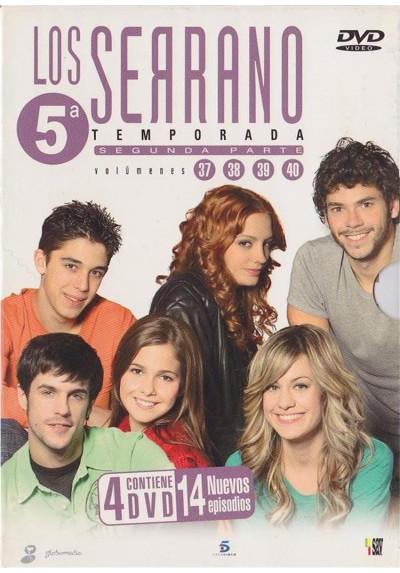 Los Serrano : 5ª Temporada - Epi. 37 - 40