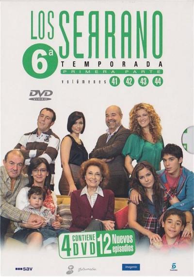 Los Serrano : 6ª Temporada - Epi. 41 - 44