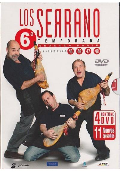 Los Serrano : 6ª Temporada - Epi. 45 - 48