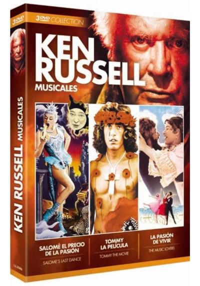 Pack Ken Russell