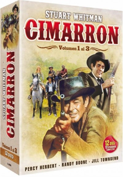 Pack Cimarron : Vol. 1 A 3