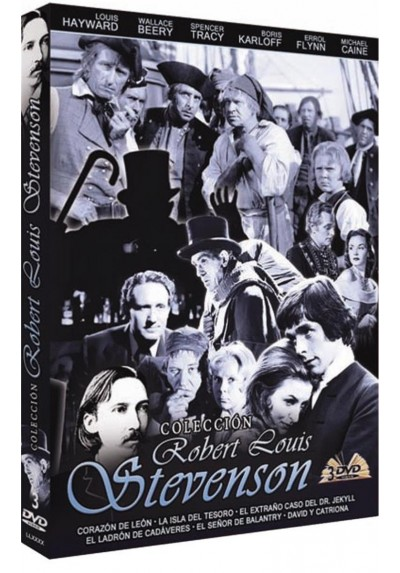 Coleccion Robert Louis Stevenson
