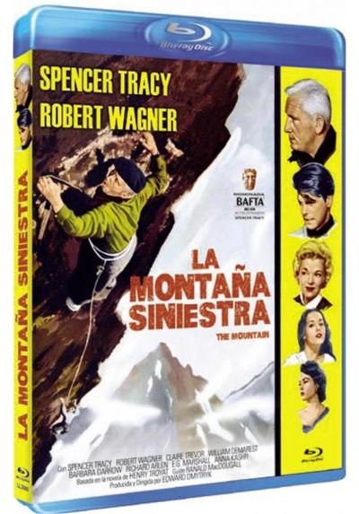 La Montaña Siniestra (Blu-Ray) (The Mountain)