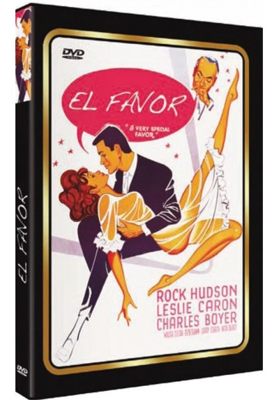 El Favor (1965) (A Very Special Favor)