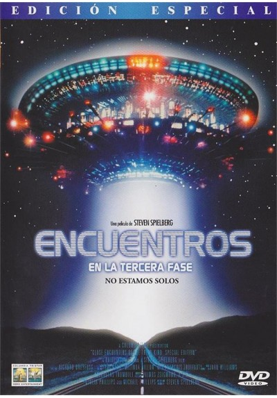 Encuentros En La Tercera Fase (Edicion Especial) (Close Encounters Of The Third Kind)