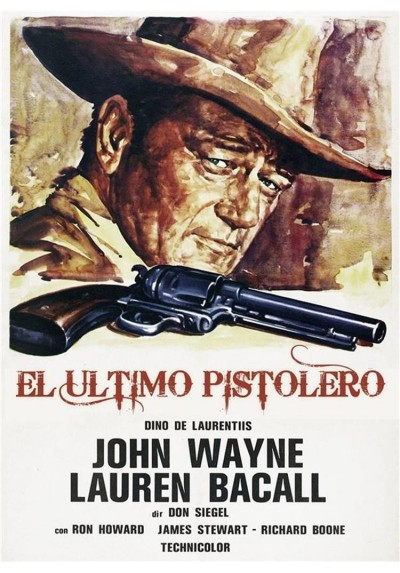 El Ultimo Pistolero (The Shootist)