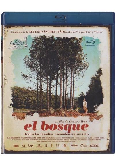 El Bosque (2012) (Blu-Ray) (El Bosc)