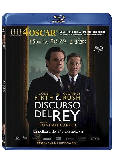 El Discurso Del Rey (Blu-Ray) (The King´s Speech)