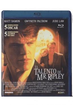 El Talento De Mr. Ripley (Blu-Ray) (The Talented Mr Ripley)