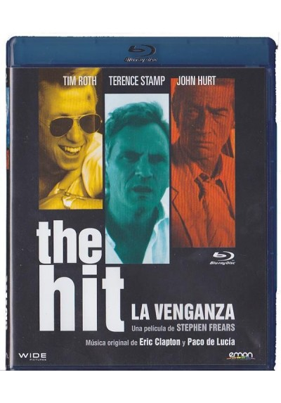 The Hit (La Venganza) (Blu-Ray)