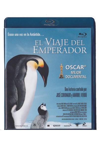 El Viaje Del Emperador (Blu-Ray) (La Marche De L´empereur)