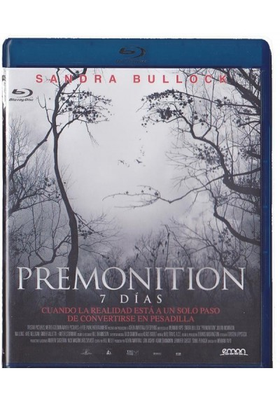 Premonition, 7 Dias (Blu-Ray)