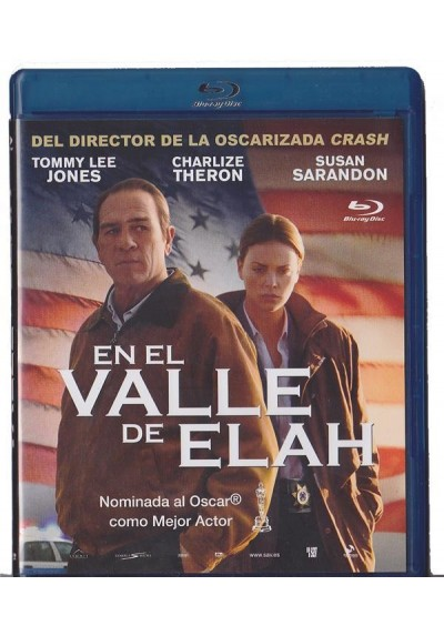 En El Valle De Elah (Blu-Ray) (In The Valley Of Elah)