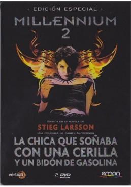 Millennium 2 : La Chica Que Soñaba Con Una Cerilla Y Un Bidón De Gasolina (Ed. Especial)