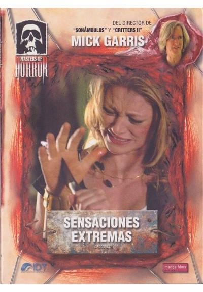 Sensaciones Extremas - Masters Of Horror