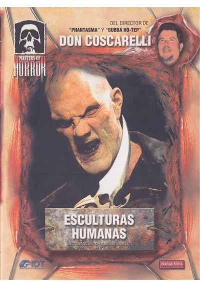 Esculturas Humanas - Masters Of Horror