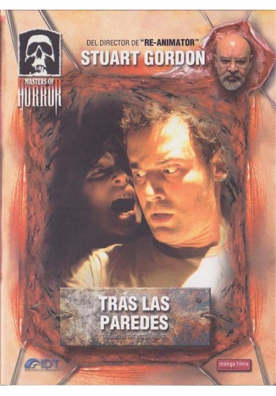 Tras Las Paredes - Masters Of Horror