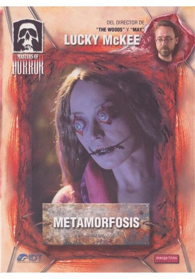 Metamorfosis - Masters Of Horror