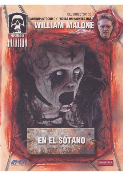 En El Sotano - Masters Of Horror