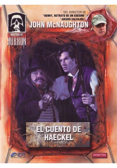 El Cuento De Haeckel - Masters Of Horror