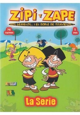 Zipi Y Zape : La Serie