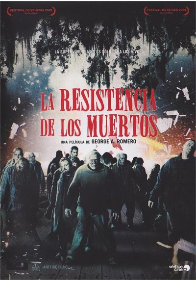 La Resistencia De Los Muertos (Survival Of The Dead)