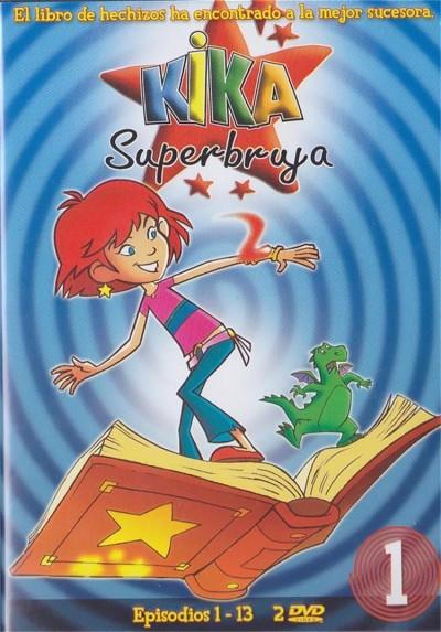 Kika Superbruja (Episodios 1 - 13)