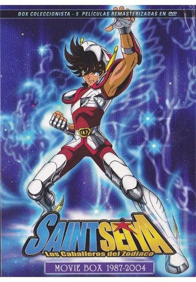 Saint Seiya (Los Caballeros Del Zodiaco) : Movie Box 1987 - 2004
