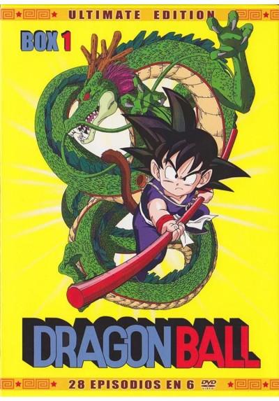 Dragon Ball - Box 1 (Ultimate Edition)