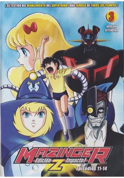 Mazinger Z - Vol. 3