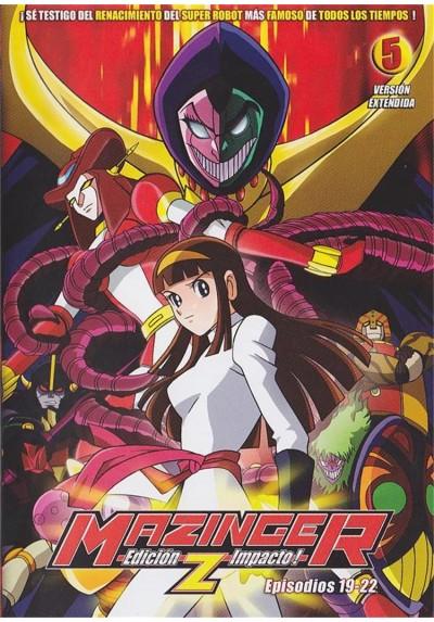 Mazinger Z - Vol. 5
