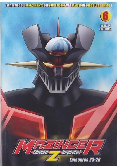 Mazinger Z - Vol. 6