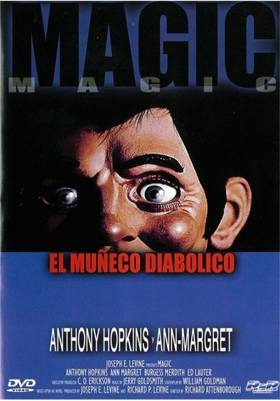 Magic, El Muñeco Diabolico