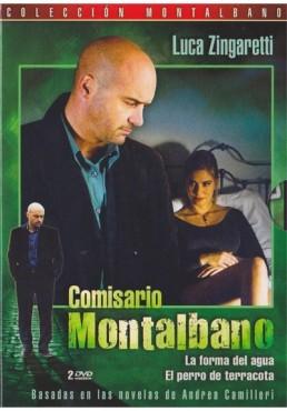 Comisario Montalbano - Vol. 2 : La Forma Del Agua / El Perro De Terracota