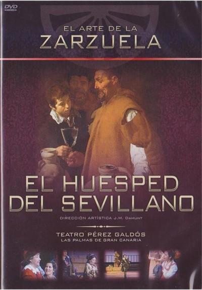 El Arte De La Zarzuela : El Huesped Del Sevillano