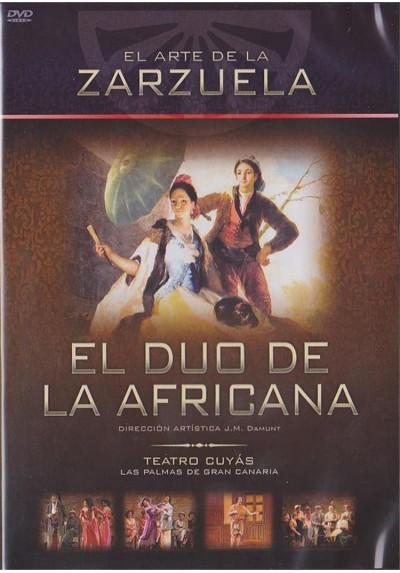El Arte De La Zarzuela : El Duo De La Africana