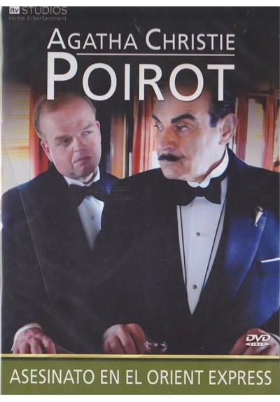 Poirot, Asesinato en el Orient Express - Agatha Christie (Estuche Slim)