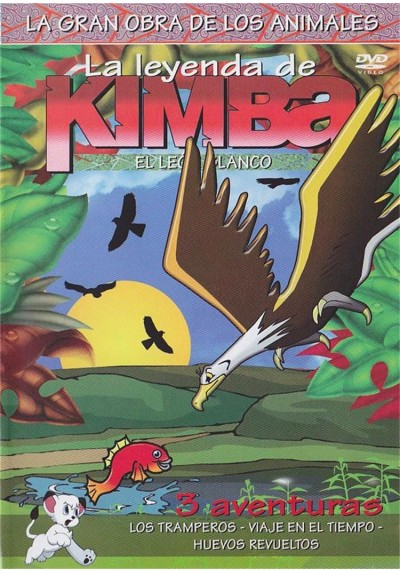 Kimba, el leon blanco (Kimba The White Lion)