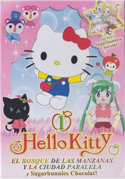 Hello Kitty : El Bosque De Las Manzanas Y La Ciudad Paralela - Vol. 1