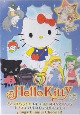 Hello Kitty : El Bosque De Las Manzanas Y La Ciudad Paralela - Vol. 7