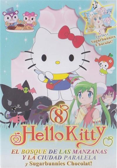 Hello Kitty : El Bosque De Las Manzanas Y La Ciudad Paralela - Vol. 8