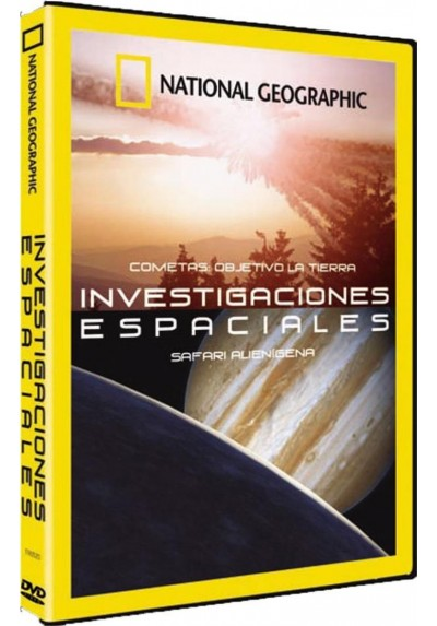 National Geographic : Investigaciones Espaciales